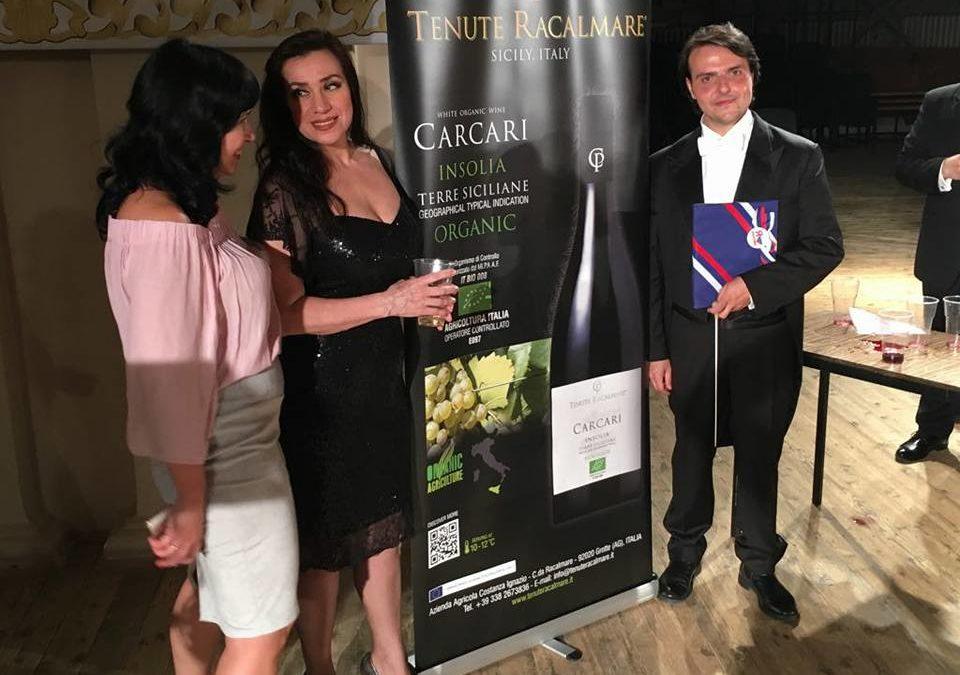 Riconoscimento al Concours Mondial de Bruxelles